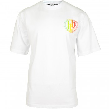 Hoodboyz Oversize Pan Koszulka biały
