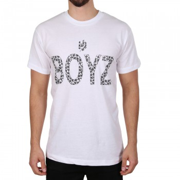 Hoodboyz Bandana Style Koszulka biały