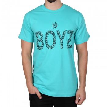 Hoodboyz Bandana Style Koszulka miętowy