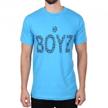 Hoodboyz Bandana Style Koszulka turkusowy