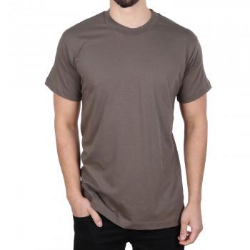 Hoodboyz Basic Plain Koszulka oliwkowy