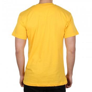 Hoodboyz Big Logo Koszulka ?żółty czarny