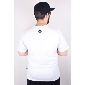 Koszulka Patriotic Brush Biała