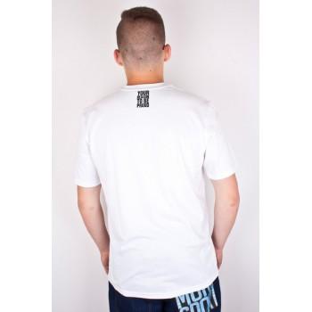 Koszulka Moro Sport Graffiti Biała