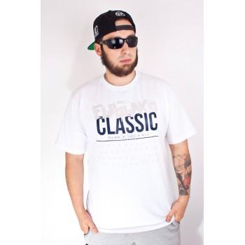 Koszulka El Polako Dot biała