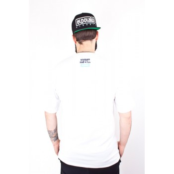 Koszulka El Polako Always Look biała