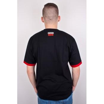 Koszulka El Polako Flag czarna