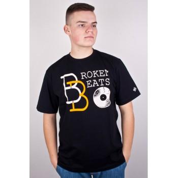 Koszulka B3 Befree Broken szara