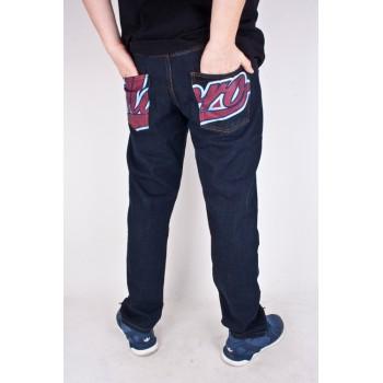 Spodnie Moro Sport Big Baseball Ciemne