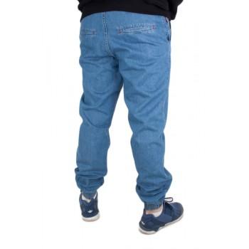Spodnie Jogger El Polako Front Flag Jansy Jeans