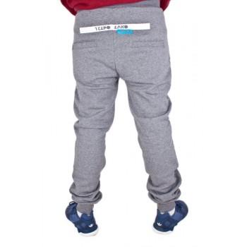 Spodnie Dresowe El Polako Avangard Ciemny Szary