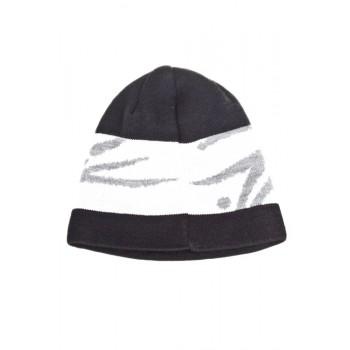 Czapka Zimowa Patriotic TAG Biały/Czarny