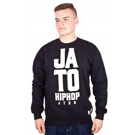 BLUZA PATRIOTIC JA TO HIP HOP CZARNA