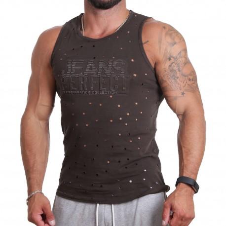 Ablanche Perfect New Generation Koszulka na szelkach oliwkowy