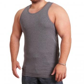 Hoodboyz Koszulka na szelkach ciemny szary