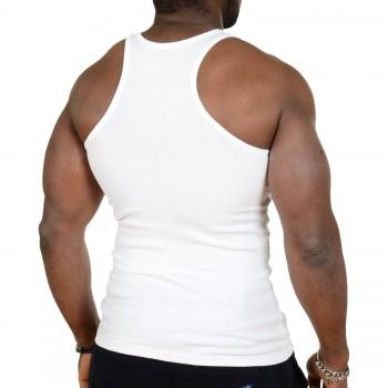 Hoodboyz Koszulka na szelkach biały