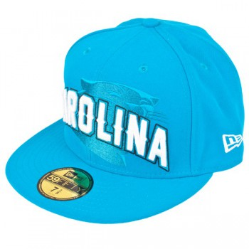 CZAPKA NEW ERA CAROLINA NFL ONF DRAFT 5950 2562