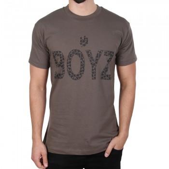 Hoodboyz Bandana Style Koszulka oliwkowy
