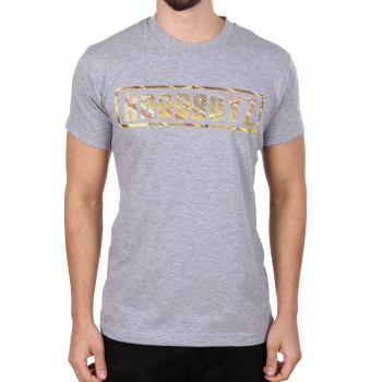 Hoodboyz Gold Line Koszulka szary