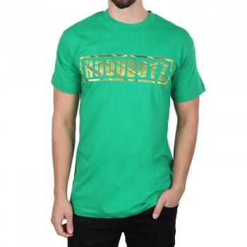 Hoodboyz Gold Line Koszulka zielony