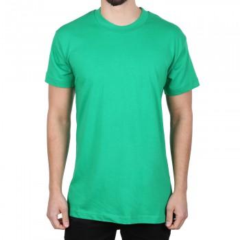 Hoodboyz Basic Plain Koszulka zielony