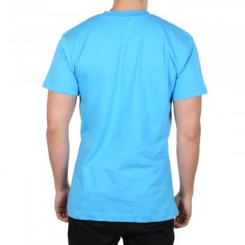 Hoodboyz Basic Plain Koszulka turkusowy