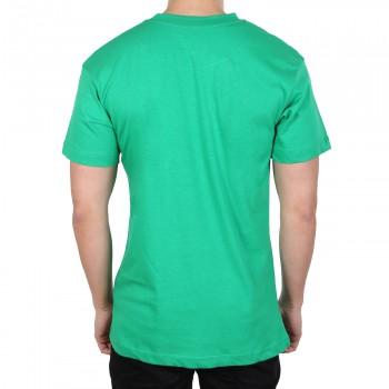 Hoodboyz Big Logo Koszulka zielony czarny