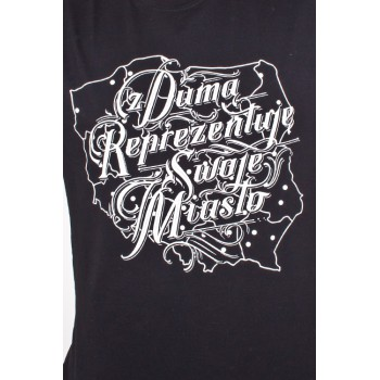 Koszulka Patriotic Duma Czarna