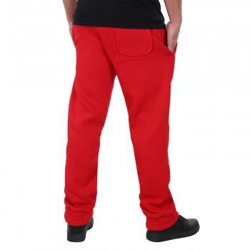 Hoodboyz Spodnie Sportowe czerwony