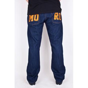 Spodnie Jeans Moro Sport Paris Ciemne