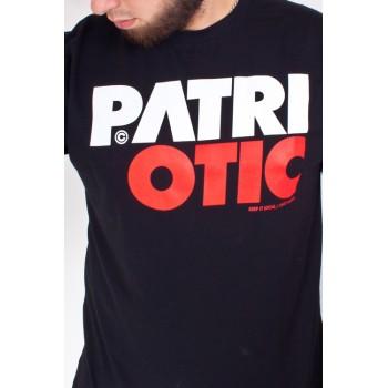 Koszulka Patriotic CLS Czarna