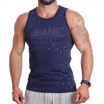 Ablanche Perfect New Generation Koszulka na szelkach ciemny niebieski