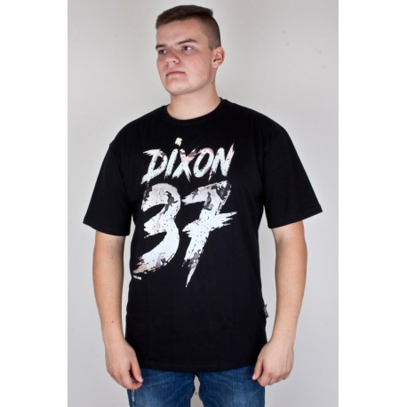 KOSZULKA DIXON 37 DESERT CZARNA