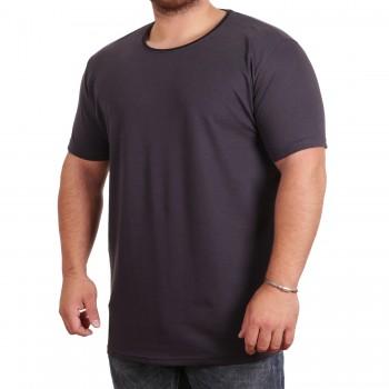 Hoodboyz Koszulka ciemny szary