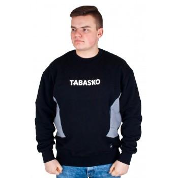 "BLUZA CREWNECK TABASKO ""X"" CZARNA"