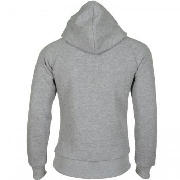 Hoodboyz Bluzy z kapturem szary biały
