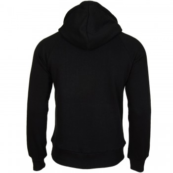 Hoodboyz Bluzy z kapturem czarny szary