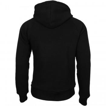 Hoodboyz Bluzy z kapturem czarny ciemny szary